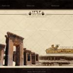 طراحی خلاق و حرفه ای تقویم رومیزی با رعایت تمام نکات چاپ - www.fikano.ir