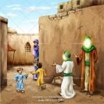 سفارش تصویر سازی زیبا و حرفه ای در اصفهان
