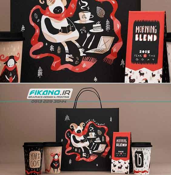 سفارش طراحی گرافیک و بسته بندی در سایت فیکانو www.fikano.ir