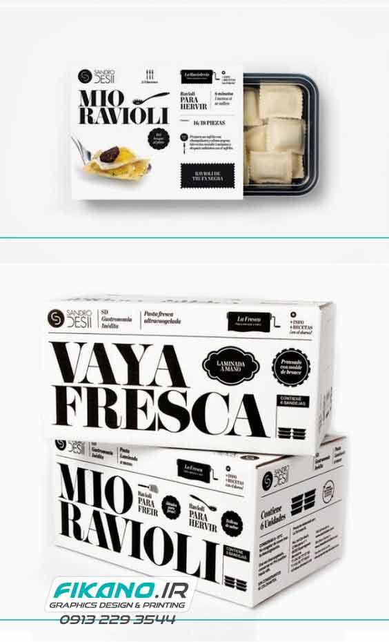 سایت سفارش طراحی بسته بندی www.fikano.ir فیکانو