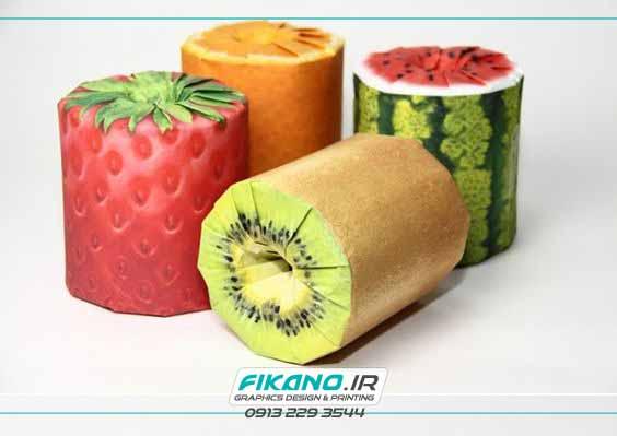 ایده خلاق و سفارش طراحی بسته بندی www.fikano.ir