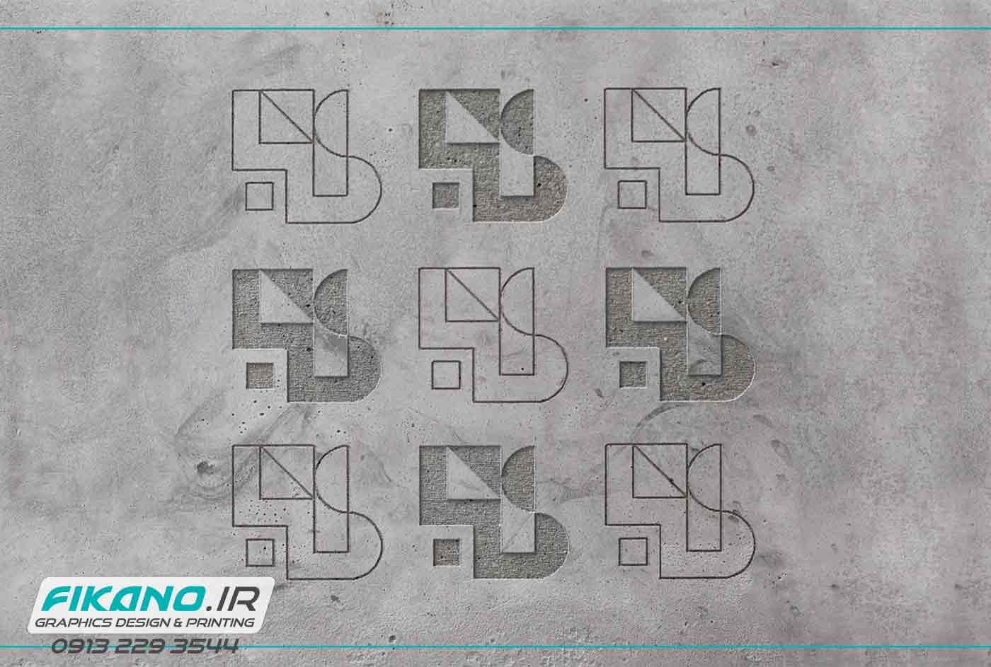 سفارش طراحی لوگو و برند در وب سایت فیکانو www.fikano.ir