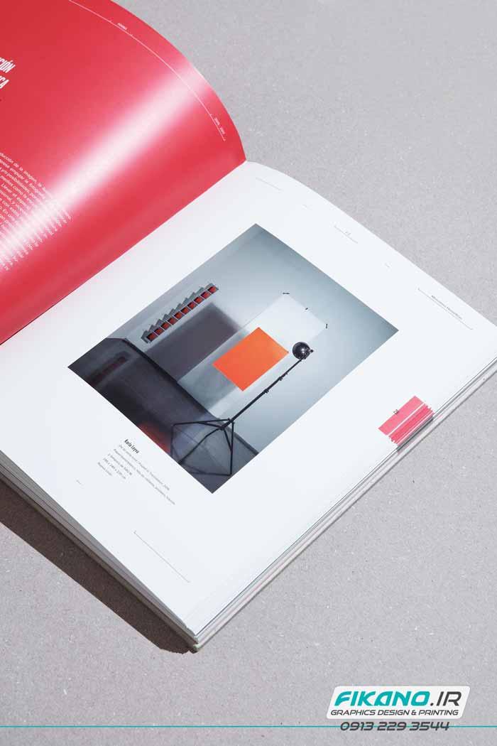 سفارش طراحی کاتالوگ حرفه ای - سایت فیکانو www.fikano.ir