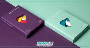 سفارش طراحی کاتالوگ ، کتاب و طراحی بسته بندی یکپارچه - وب سایت فیکانو www.fikano.ir