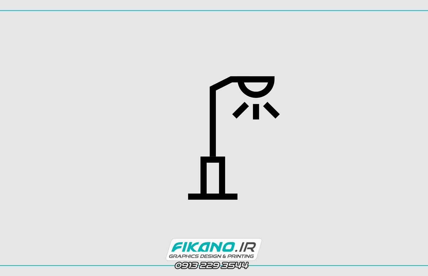 سفارش طراحی جلد پیکتوگرام و طراحی هویت بصری - وب سایت فیکانو www.fikano.ir
