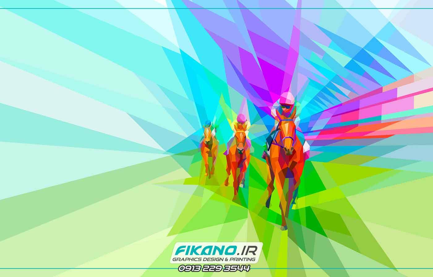 سفارش تصویرسازی کامپیوتری - وب سایت فیکانو www.fikano.ir