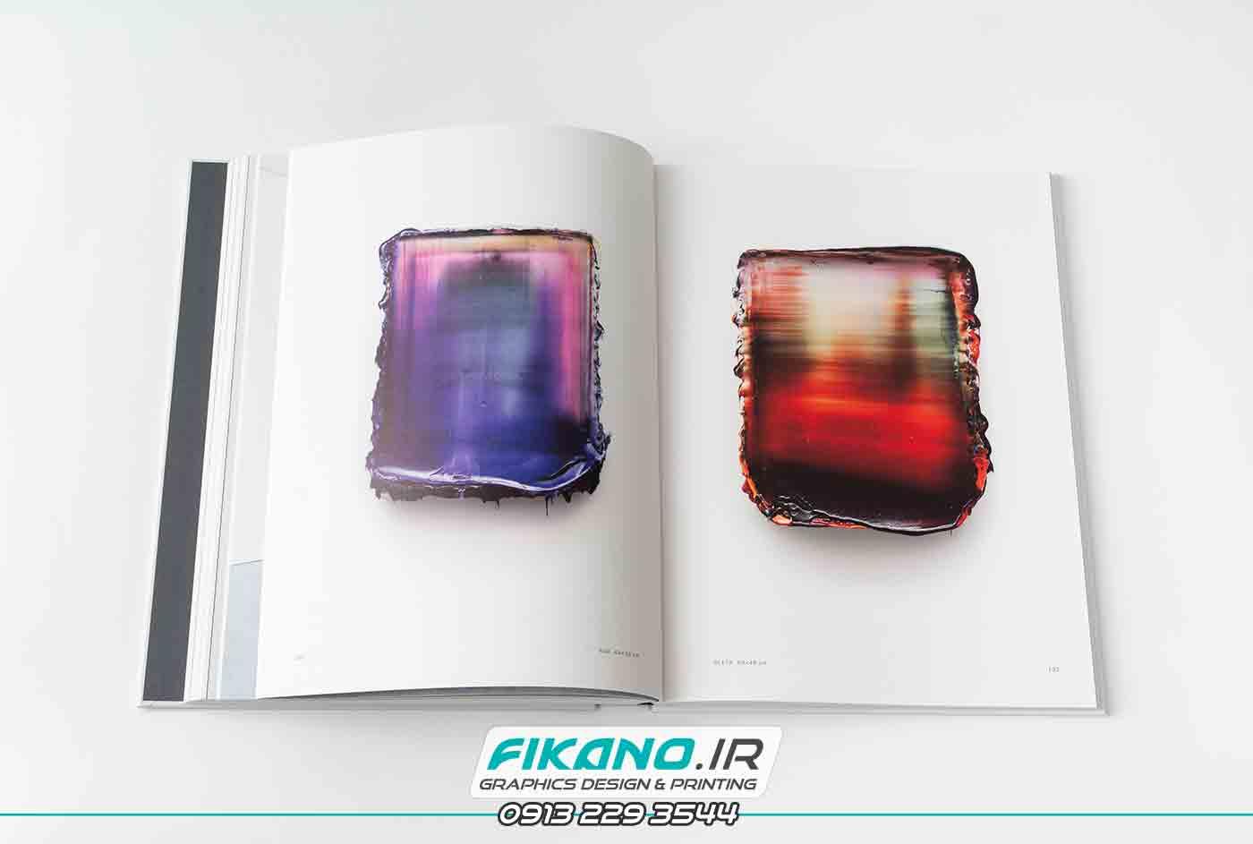 سفارش طراحی کتاب و صفحه آرایی کتاب و مجلات - وب سایت فیکانو www.fikano.ir