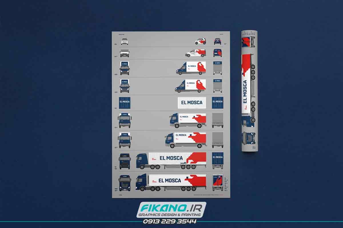 سفارش طراحی لوگو، برندینگ و هویت بصری - وب سایت فیکانو www.fikano.ir