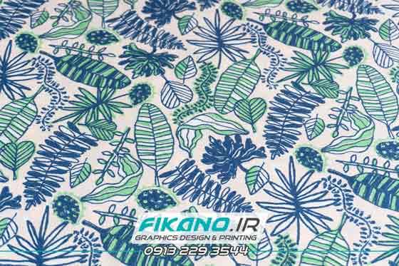 سفارش طراحی بافت پارچه - وب سایت فیکانو www.fikano.ir